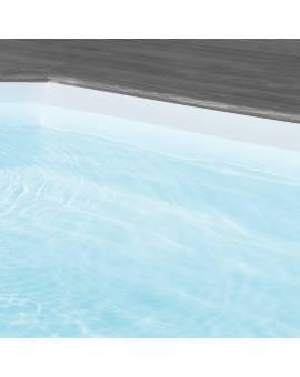 Folie grau für Holzpool Holzpoolfolie Poolfolie grau Procopi BWT MyPool
