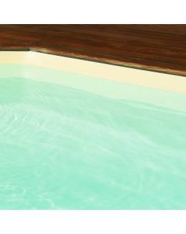 Folie sand beige für Holzpool Holzpoolfolie Poolfolie sand beige  Procopi BWT MyPool