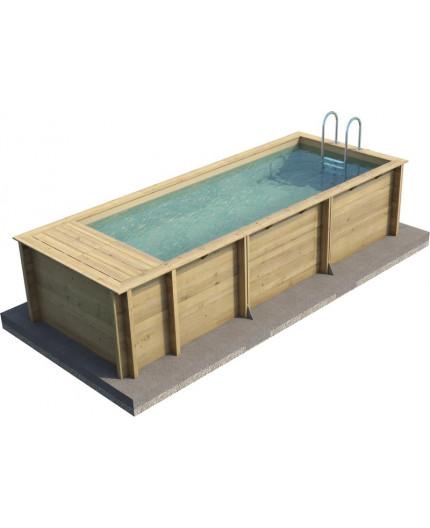 Pool n Box Superstar Pool Rechteck Pool